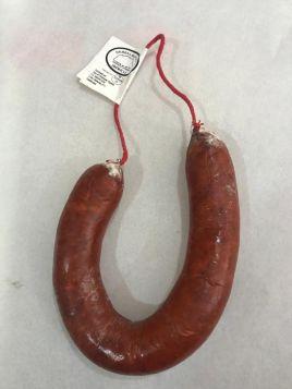 Chorizo ibérico de herradura